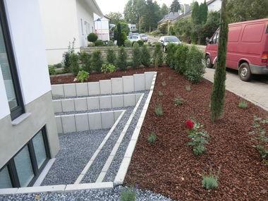 Häufig Außenanlagen - Spielberger Bau EW08